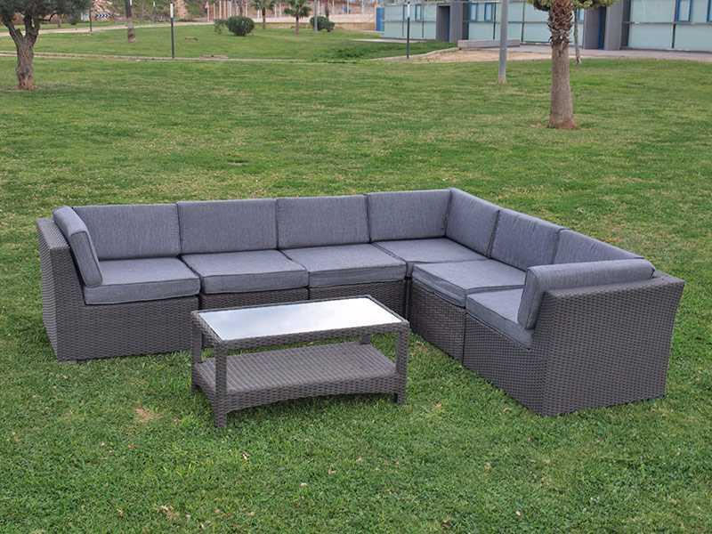 elegir los mejores muebles de jardín