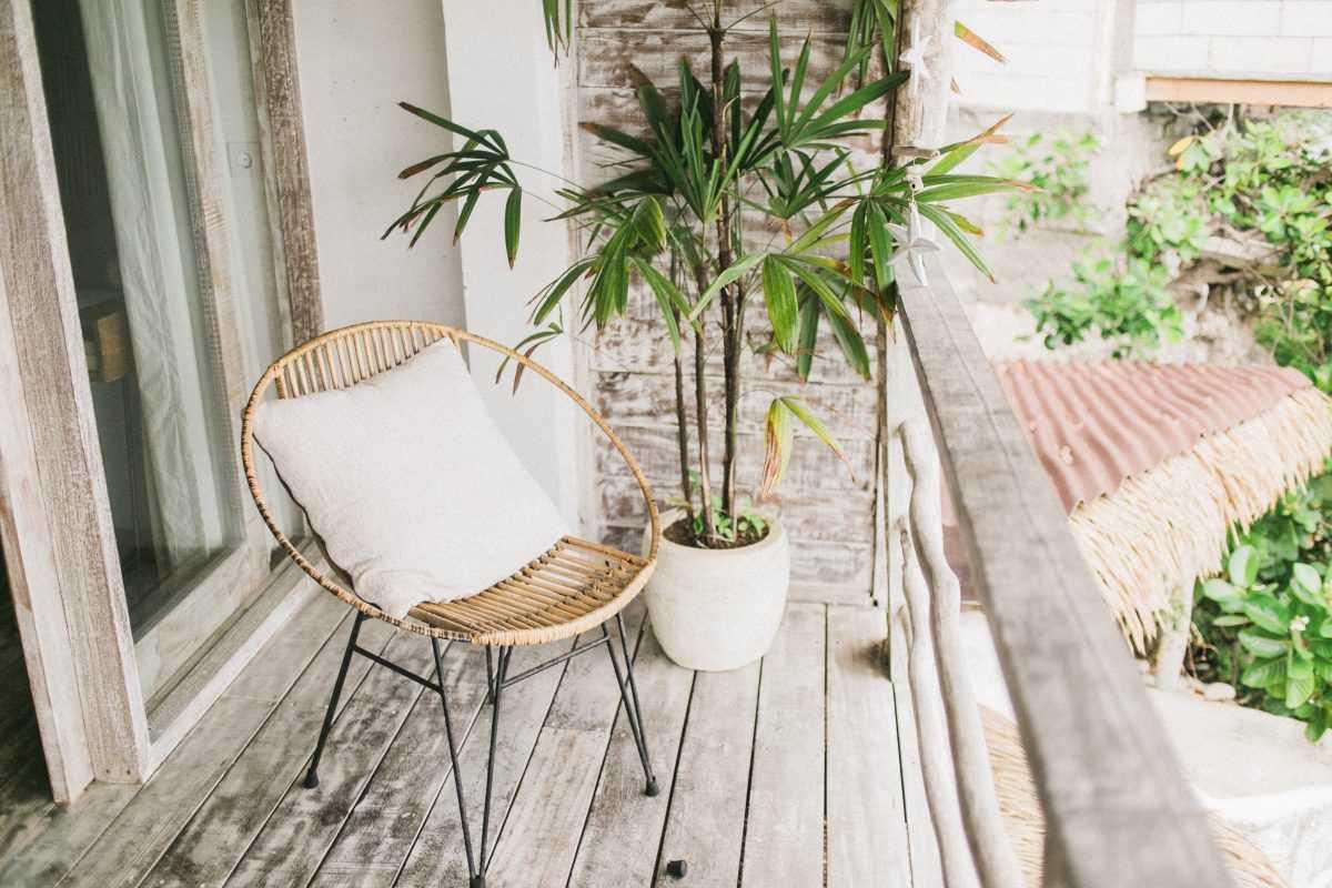 mejores muebles para el jardín